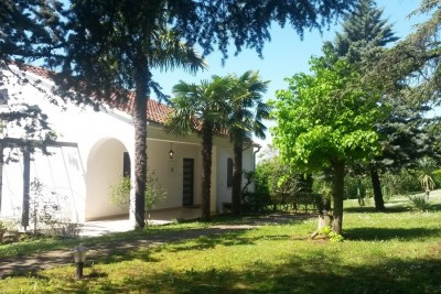 Villa with pool and large garden, Motovun, Istria 9