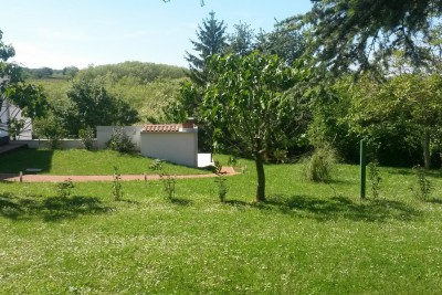 Villa with pool and large garden, Motovun, Istria 4