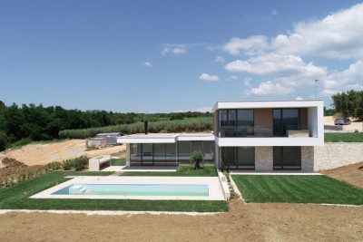 Luxury villa with swimming pool, sea view, Novigrad, Istria, Croatia