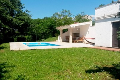 Villa with pool and large garden, Motovun, Istria 2